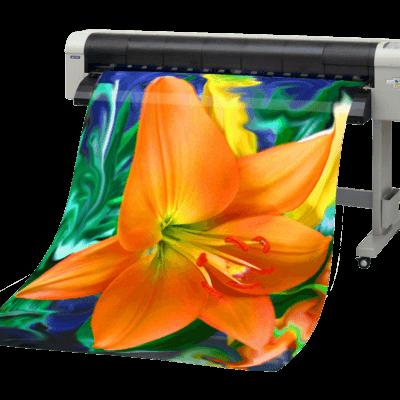 широкоформатная печать в щербинке